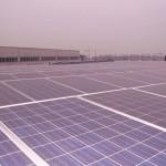 Brendola VI - impianto fotovoltaico su edificio industriale