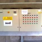 Montecchio Maggiore VI - automazione impianto paratie fiume Guà