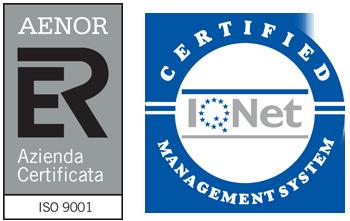Certificato N° ER-0606/2017